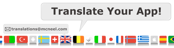 Translate Your App